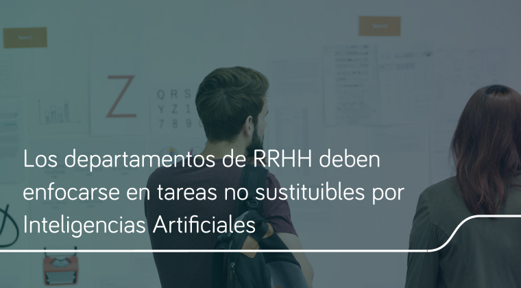 enfoque RRHH inteligencia artificial